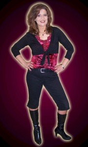 Female Comedy Hypnotist CRIMSON